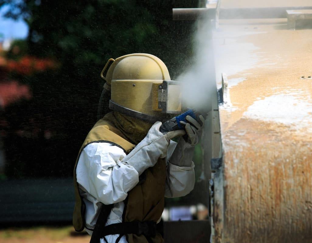 Bad Paint Job on Your Home? Consider Sandblasting